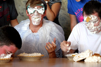 Homecoming Court: Pie Eating Contest