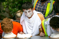 Homecoming Court: Pie Eating!