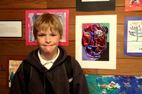 Lower School Art Gallery Opening