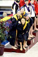 Girls Swim & Dive Takes 7th at State Meet