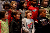 Lower School Concert Rehearsals
