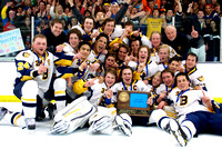 Boys Hockey Section Win