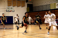 Boys Varsity Basketball vs. Edison