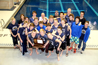 Bearstangs Take Third at State!