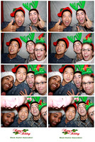 2014 Alumni Holiday Party Photo Booth