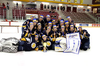 Girls Hockey Win Schwan's Cup Championship!