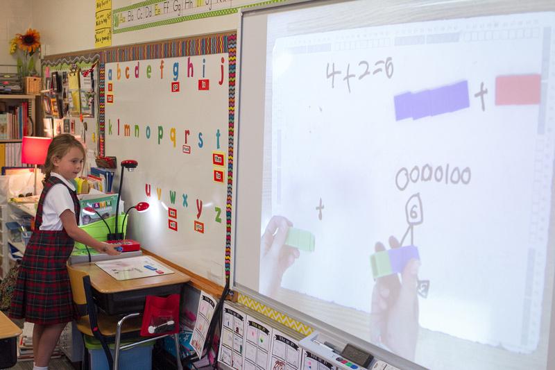 smart boards to build math skills essay