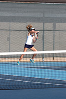 Girls tennis vs. Eagan